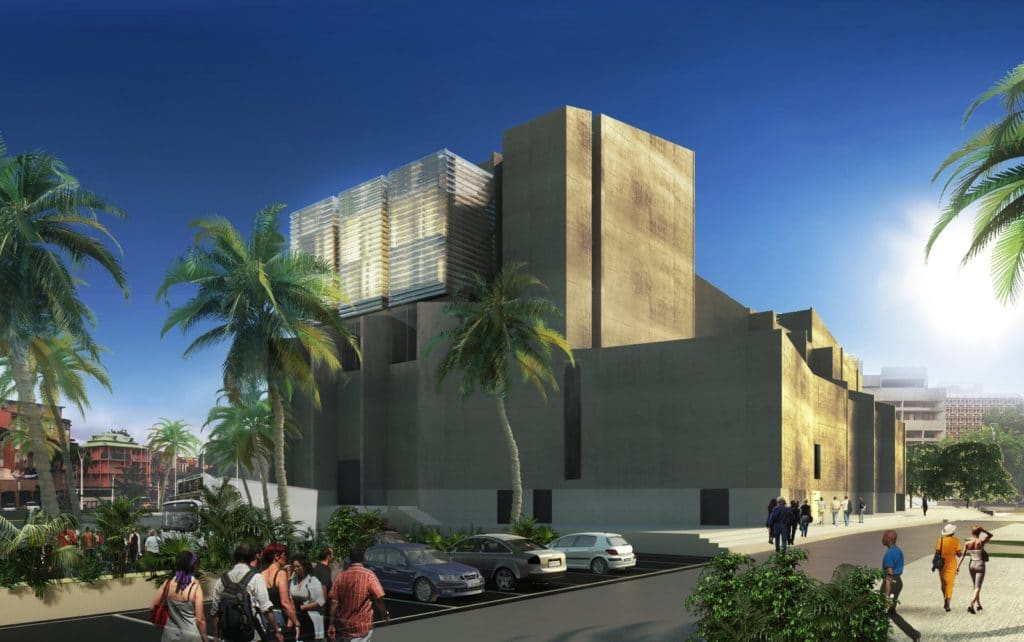 Centre de Arts - Guadeloupe (France)